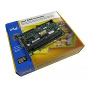 Intel SRCZCR U320 Series 475 32MB 32-bit PCI SCSI RAID Controller Card Boxed